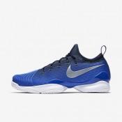 Nike ΑΝΔΡΙΚΑ ΠΑΠΟΥΤΣΙΑ ΤΕΝΙΣ court air zoom ultra midnight navy/racer blue/λευκό/metallic silver_859719-440