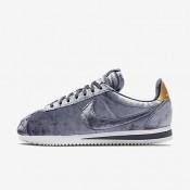 Nike ΓΥΝΑΙΚΕΙΑ ΠΑΠΟΥΤΣΙΑ LIFESTYLE classic cortez dark grey/summit white/metallic gold/dark grey_AJ8646-002