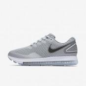 Nike ΓΥΝΑΙΚΕΙΑ ΠΑΠΟΥΤΣΙΑ ΓΙΑ ΤΡΕΞΙΜΟ zoom all out low wolf grey/cool grey/λευκό/μαύρο_AJ0036-005