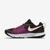 Nike ΓΥΝΑΙΚΕΙΑ ΠΑΠΟΥΤΣΙΑ ΓΙΑ ΤΡΕΞΙΜΟ air zoom port wine/tea berry/pure platinum/sunset tint_880566-601