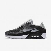 Nike ΑΝΔΡΙΚΑ ΠΑΠΟΥΤΣΙΑ LIFESTYLE air max 90 ultra 2.0 μαύρο/pure platinum/dark grey/wolf grey_875943-005