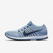 Nike ΑΝΔΡΙΚΑ ΠΑΠΟΥΤΣΙΑ ΓΙΑ ΤΡΕΞΙΜΟ zoom flyknit streak cerulean/cirrus blue/hydrogen blue/thunder blue_835994-401