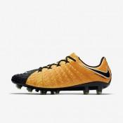 Nike ΑΝΔΡΙΚΑ ΠΟΔΟΣΦΑΙΡΙΚΑ ΠΑΠΟΥΤΣΙΑ hypervenom phantom 3 ag-pro laser orange/μαύρο/volt/λευκό_852566-801