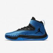 Nike ΑΝΔΡΙΚΑ ΠΑΠΟΥΤΣΙΑ JORDAN jordan fly unlimited italy blue/μαύρο/μαύρο_AA1282-402