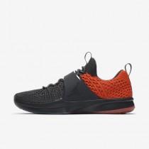 Nike ΑΝΔΡΙΚΑ ΠΑΠΟΥΤΣΙΑ JORDAN air jordan 2 flyknit ανθρακί/gamma orange/ανθρακί_921210-012