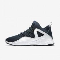 Nike ΑΝΔΡΙΚΑ ΠΑΠΟΥΤΣΙΑ JORDAN jordan formula 23 armoury navy/λευκό/armoury navy_881465-405