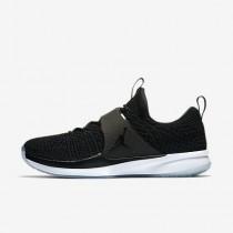 Nike ΑΝΔΡΙΚΑ ΠΑΠΟΥΤΣΙΑ JORDAN air jordan 2 flyknit μαύρο/λευκό/μαύρο_921210-010