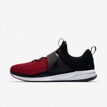 Nike ΑΝΔΡΙΚΑ ΠΑΠΟΥΤΣΙΑ JORDAN air jordan 2 flyknit gym red/μαύρο/μαύρο_921210-601