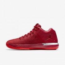 Nike ΑΝΔΡΙΚΑ ΠΑΠΟΥΤΣΙΑ JORDAN air jordan gym red/action red/chrome/gym red_897564-601
