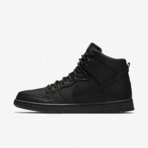 Nike ΑΝΔΡΙΚΑ ΠΑΠΟΥΤΣΙΑ SKATEBOARDING sb dunk μαύρο/ανθρακί/μαύρο_923110-001