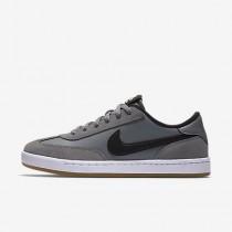 Nike ΑΝΔΡΙΚΑ ΠΑΠΟΥΤΣΙΑ SKATEBOARDING sb fc classic cool grey/λευκό/vivid orange/μαύρο_909096-003