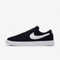 Nike ΑΝΔΡΙΚΑ ΠΑΠΟΥΤΣΙΑ SKATEBOARDING skateboarding μαύρο/λευκό/λευκό/λευκό_878365-011