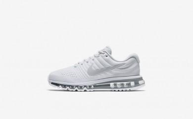 Ανδρικά αθλητικά παπούτσια Nike air max 2017 men pure platinum/λευκό/off white/wolf grey 849559-004