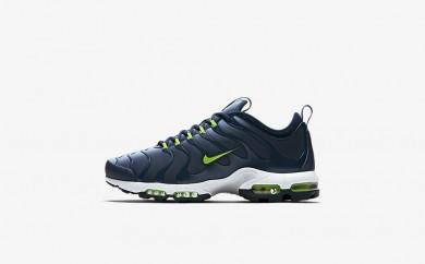 Ανδρικά αθλητικά παπούτσια Nike air max plus tn ultra men binary blue/metallic silver/μαύρο/safety orange 898015-012