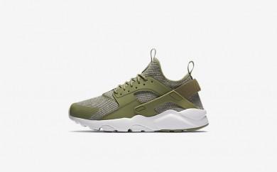 Ανδρικά αθλητικά παπούτσια Nike air huarache ultra men μιλιτέρ/summit white/μιλιτέρ 833147-013
