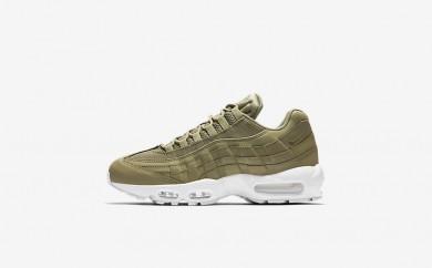 Ανδρικά αθλητικά παπούτσια Nike air max 95 essential men μιλιτέρ/summit white/μιλιτέρ 749766-014
