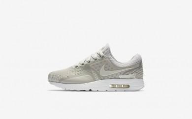 Ανδρικά αθλητικά παπούτσια Nike air max zero breathe men pale grey/summit white/cool grey/pale grey 903892-015