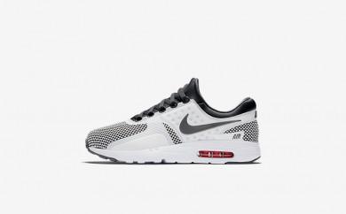 Ανδρικά αθλητικά παπούτσια Nike air max zero essential men dark grey/summit white/bright crimson/dark grey 876070-018