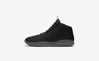 Ανδρικά αθλητικά παπούτσια Nike jordan eclipse chukka men μαύρο/dark grey/μαύρο 881453-020