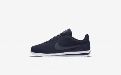 Ανδρικά αθλητικά παπούτσια Nike cortez ultra moire men obsidian/λευκό/obsidian 845013-027
