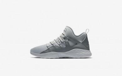 Ανδρικά αθλητικά παπούτσια Nike jordan formula 23 men cool grey/wolf grey/pure platinum/cool grey 881465-029