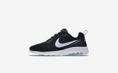 Ανδρικά αθλητικά παπούτσια Nike air max motion low men μαύρο/λευκό 833260-036