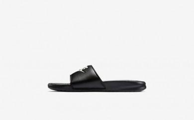 Ανδρικά αθλητικά παπούτσια Nike benassi men μαύρο/λευκό 343880-048