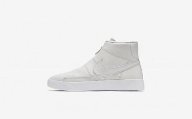 Ανδρικά αθλητικά παπούτσια Nike blazer advanced men off white/λευκό/off white/off white 874775-083