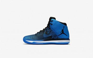 Ανδρικά αθλητικά παπούτσια Nike air jordan xxxi men game royal/μαύρο/λευκό/μαύρο 845037-159