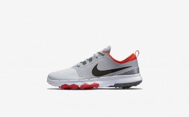 Ανδρικά αθλητικά παπούτσια Nike fi impact 2 men wolf grey/pure platinum/dark grey/μαύρο 776111-221