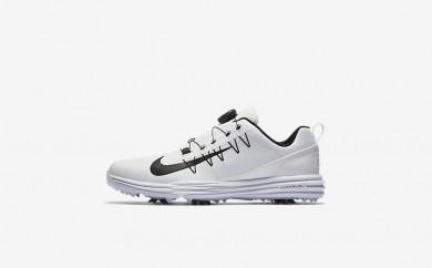 Ανδρικά αθλητικά παπούτσια Nike lunar command 2 boa men λευκό/λευκό/μαύρο 888552-227