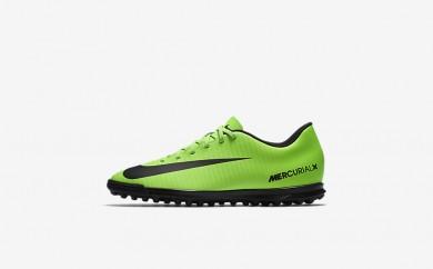 Ανδρικά αθλητικά παπούτσια Nike mercurial vortex iii tf men electric green/flash lime/λευκό/μαύρο 831971-274