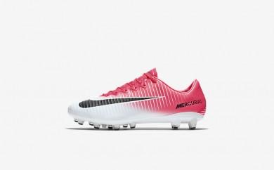 Ανδρικά αθλητικά παπούτσια Nike mercurial vapor xi ag-pro men racer pink/λευκό/μαύρο 831957-292