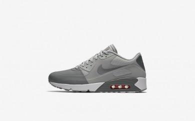 Ανδρικά αθλητικά παπούτσια Nike air max 90 ultra 2.0 se men cool grey/wolf grey/λευκό/cool grey 876005-375