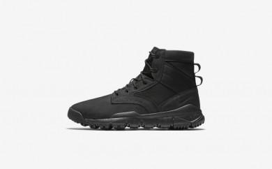Ανδρικά αθλητικά παπούτσια Nike sfb 15 cm leather men μαύρο/μαύρο/μαύρο 862507-386