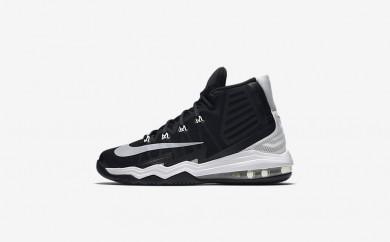 Ανδρικά αθλητικά παπούτσια Nike air max audacity 2016 men μαύρο/λευκό/pure platinum/reflect silver 843884-414