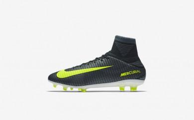 Ανδρικά αθλητικά παπούτσια Nike mercurial veloce iii dynamic men seaweed/hasta/λευκό/volt 852518-458
