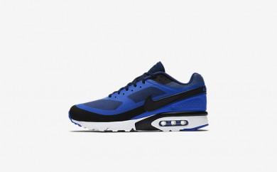 Ανδρικά αθλητικά παπούτσια Nike air max bw ultra men binary blue/paramount blue/λευκό/μαύρο 819475-528