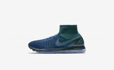 Ανδρικά αθλητικά παπούτσια Nike lab air zoom all out flyknit men dark atomic teal/iced jade/racer blue/iced jade 881679-569