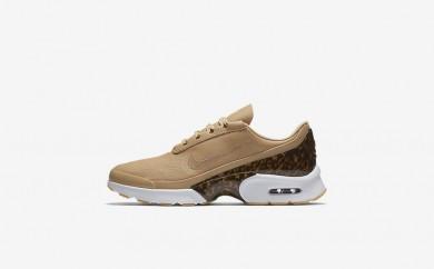Η κα πάνινα παπούτσια Nike air max jewell lx women vachetta tan/λευκό/vachetta tan 896196-005