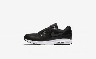 Η κα πάνινα παπούτσια Nike air max 1 ultra 2.0 women μαύρο/μαύρο/λευκό/metallic hematite 881104-154