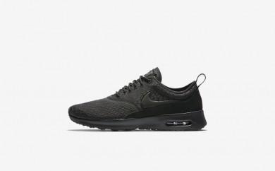 Η κα πάνινα παπούτσια Nike air max thea ultra se women μαύρο/λευκό/μαύρο 881118-189
