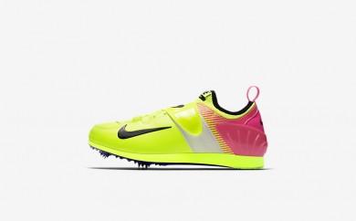 ουδέτερος παπούτσια Nike zoom pole vault unisex volt/πολύχρωμο 882011-020
