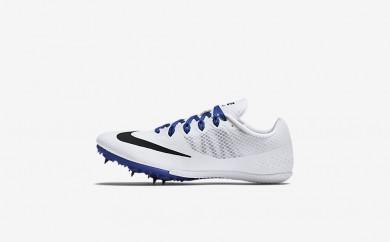 ουδέτερος παπούτσια Nike zoom rival s 8 unisex λευκό/racer blue/μαύρο 806554-026