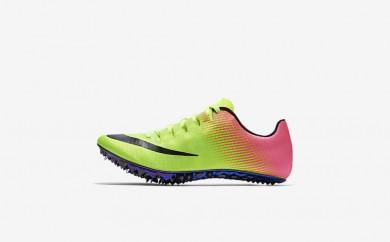 ουδέτερος παπούτσια Nike superfly elite unisex volt/ροζ/μαύρο 835996-041