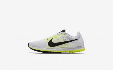 ουδέτερος παπούτσια Nike zoom streak 6 unisex λευκό/volt/μαύρο 831413-043